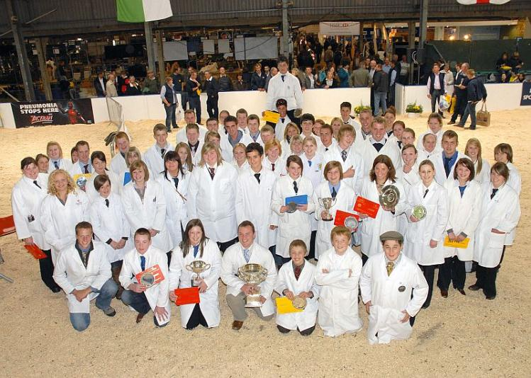 Diary Event 2009 Winners